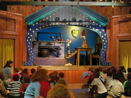 Marionette Theater: Central Park: