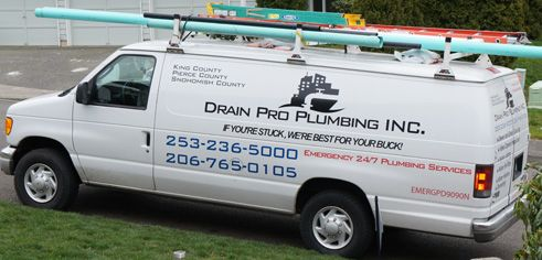 Drain Plumbing Pro Inc is a trusted name in King County, Pierce County and Snohomish County and are known for quality professional plumbers and superior work.  www.drainproplumbing.net