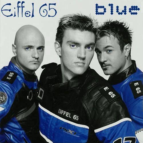 Eiffel 65 – Blue (Da Ba Dee) (single cover art)