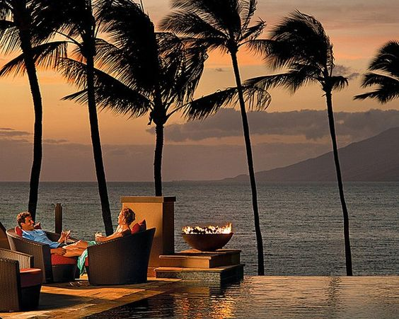 Four Seasons Maui - reservations for 2 please!