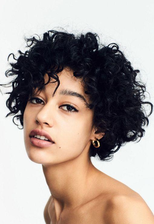 14 Cortes para cabello rizado 2018