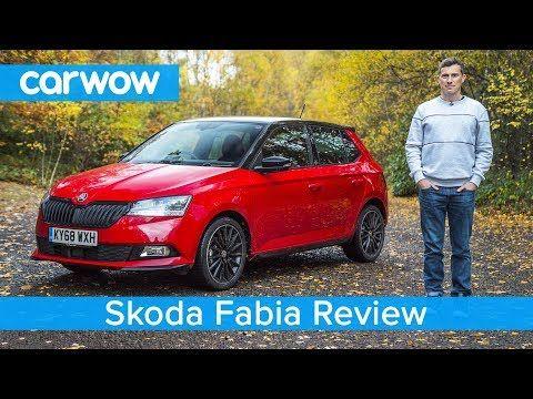 Skoda Fabia 2019 In Depth Review Carwow Reviews Youtube Skoda Fabia Skoda History Youtube