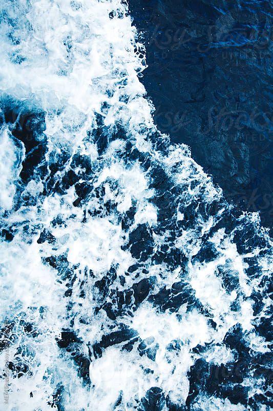 Stock Photo Of Ocean Foam By Memstudio In 2019 Ocean