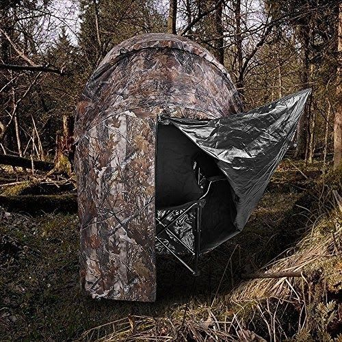 Try Prime En Hello Sign In Account Lists Sign In Account Lists Orders Try Prime Cart These Complete Concealment Systems Come Rea In 2020 Tent Chair Tent Hunting Chair