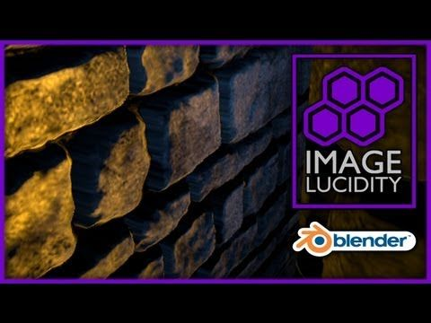 Blender 2.65 Parallax Mapping Node BGE and Render Supported -Blender Parallax Mapping Tutorial Live - YouTube