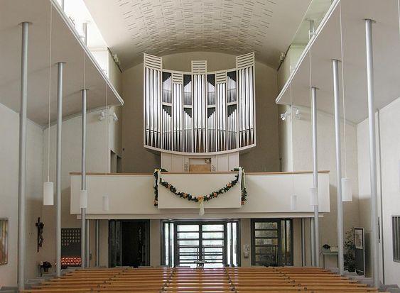 GerlingenDeutschland,  Kath. Kirche St. Peter und Paul  - Orgelbau Kuhn AG