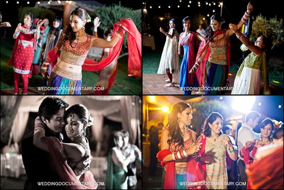 Indian Wedding Sangeet Themes Sangeet Ceremony Is Held Few