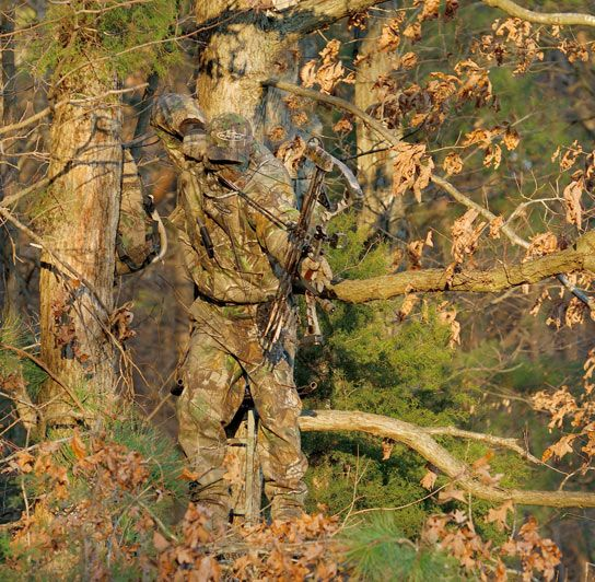 One Of The Realtree Camo Patterns In Action A Hunter