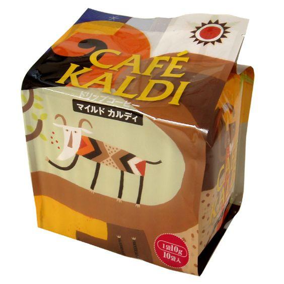 手軽あの本格コーヒーが楽しめる♪カルディの「ドリップコーヒー マイルドカルディ」