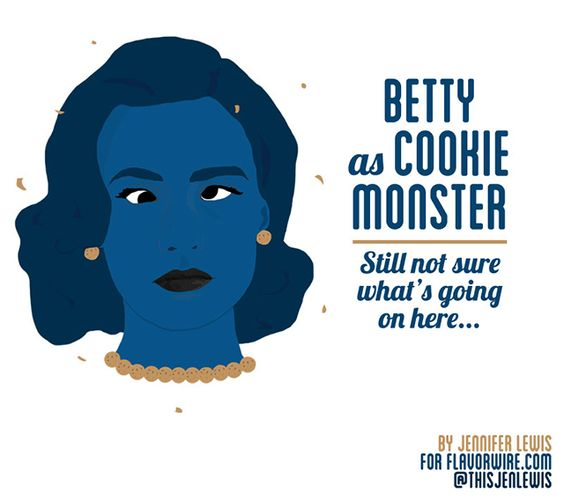 Betty Cookie by Jennifer Lewis