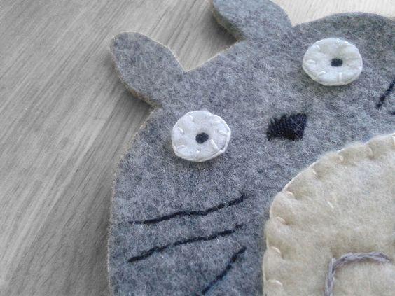 My friend Totoro