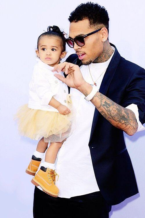 Royalty and Chris Brown.