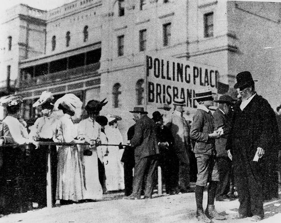 'In Whom The Aboriginal Blood Preponderates' Enrolling to Vote in 1929 White Australia. Original Image via State Library of Queensland. #history