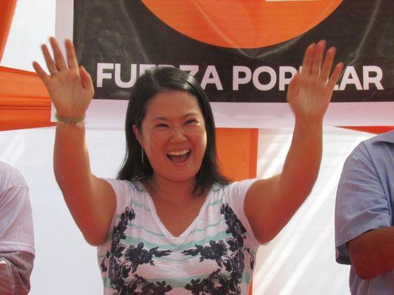 Huy Carajo: Todas las mentiras de Keiko Fujimori en el debate ...