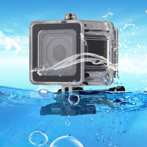 7 93 Puluz For Gopro Hero5 Session Hero4 Session Hero Session 30m Underwater Waterproof Housing Diving Waterproof Camera Protective Cases Water Proof Case