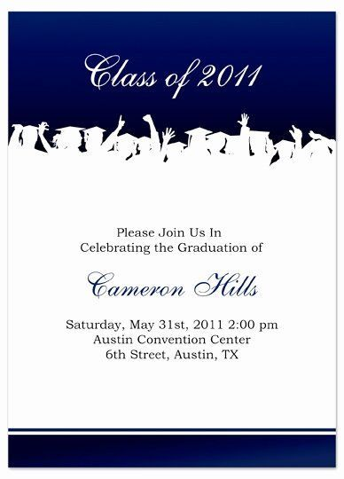 Graduation Card Template Word Unique Graduation Announcement Templ Graduation Announcement Template Graduation Invitations Template Graduation Invitation Cards