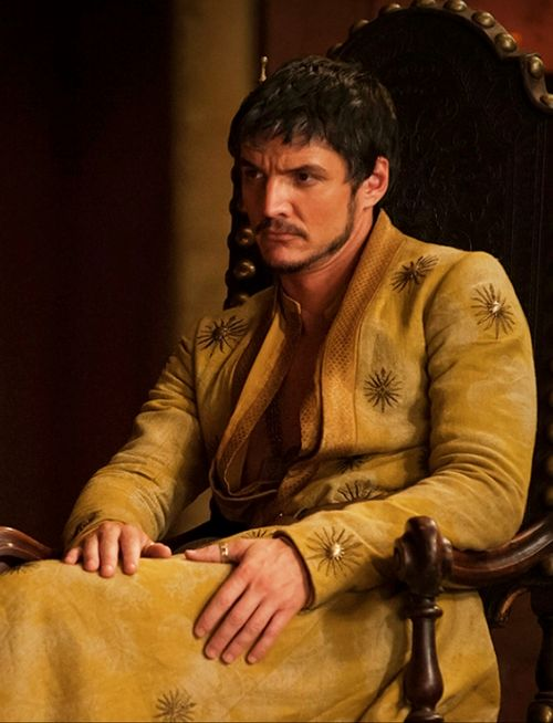 Image result for oberyn martell