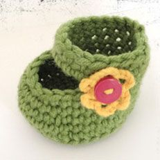 Shoes for Layla Dolls - free crochet pattern CRAFTS ...