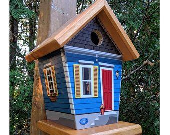 Custom Birdhouses Bird Feeders By Buyabirdhouse On Etsy With