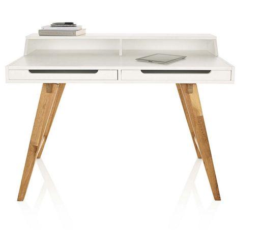 Ikea Schreibtisch Weiß Mit Schubladen