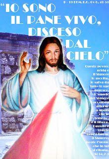 PAROLA Anno Liturgico B: B - 19 DOM.T.O.