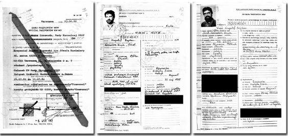 Przebieg kariery Bęgowskiego, jaki wyłania się z dokumentów służb specjalnych PRL,pokazuje,że władze partyjne miały do niego najwyższe zaufanie.Anna Grodzka