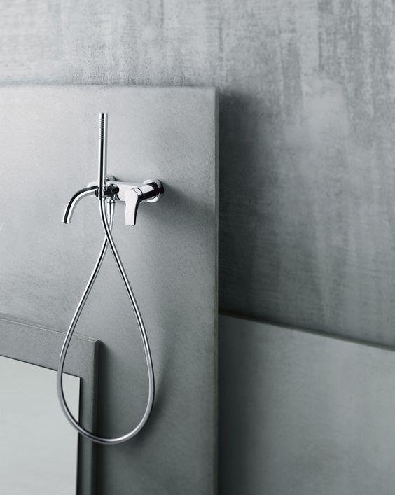 Boffi Fantini - Piero Lissoni - Grifería para el cuarto de baño