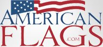 Check out AmericanFlags.com - because your flag is your heart unfurled!