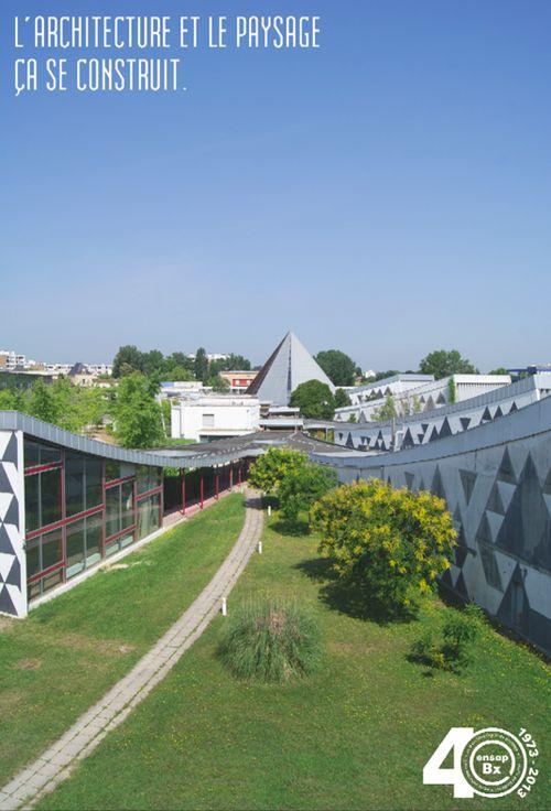 © DR - Martin Chénot, Directeur de l'École d'architecture et de paysage de Bordeaux - CONVERSATION, Bâtir un enseignement architectural & paysager demain, par Clémence Blochet - JP#5