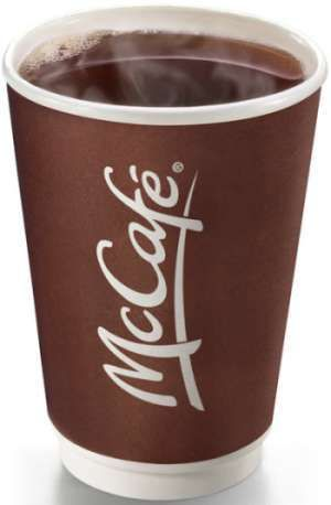 McDonald's Free Regular McCafe Coffee during Breakfast Hours from March 31 to April 13, 2014