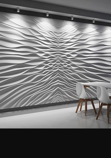 Infinity Mural Decorative 3d Wall Panels 113md In 2020 Textured Wall Panels Decorative Wall Panels Interior Wall Design