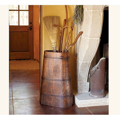 Napa Style Wooden Vintage Butter Churn Napastyle