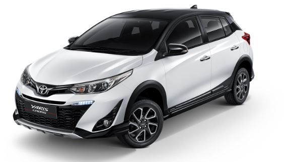 2020 Toyota Yaris Cross 2020 Yaris Is The Combination Of Hatch Crossover Fairwheels Toyota Hilux Toyota 4runner Trd Toyota