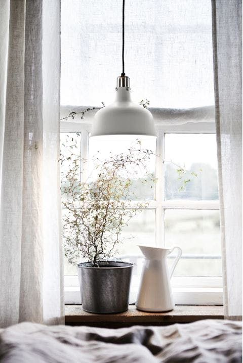 11 pendler til under 1000 kr | Små soveværelser, Ikea og Lamper
