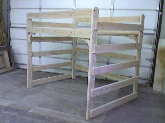 queen loft beds loft beds and loft on pinterest