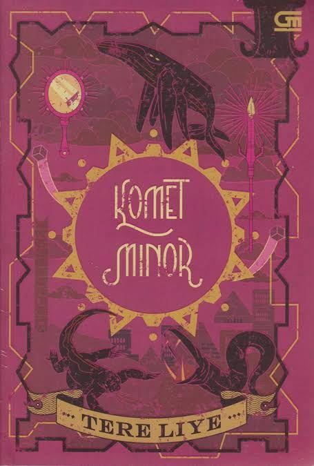 Download Novel Tere Liye Komet Minor Pdf : download, novel, komet, minor, Komet, Minor, Saga,, Buku,, Novel