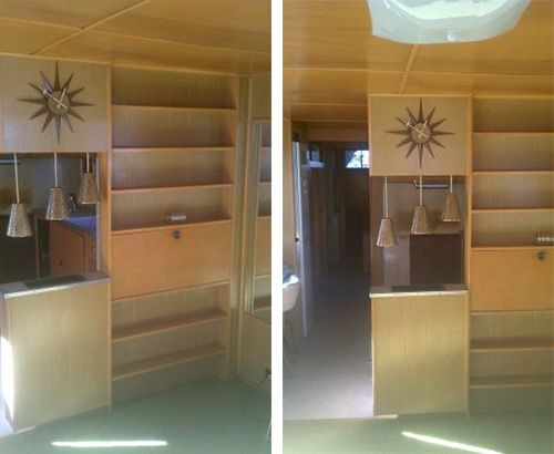 Home spartan trailer and vintage on pinterest - Mid century mobel ...