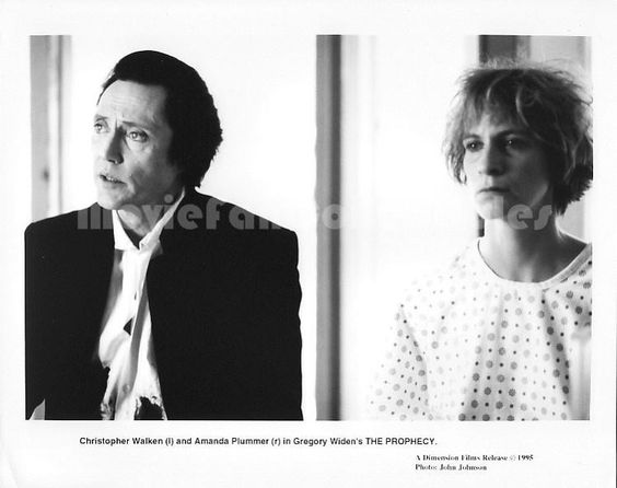 The Prophecy Photo Christopher Walken, Amanda Plummer