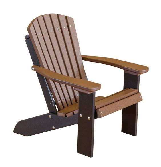 Wildridge Recycled Plastic Children's Adirondack Chair