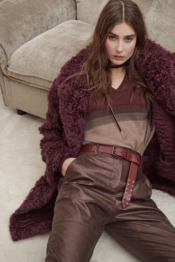 Brunello Cucinelli Fall 2018 Ready-to-Wear Fashion Show Collection