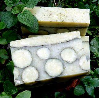 Subplot Soap: Pomegranate and Mint #2