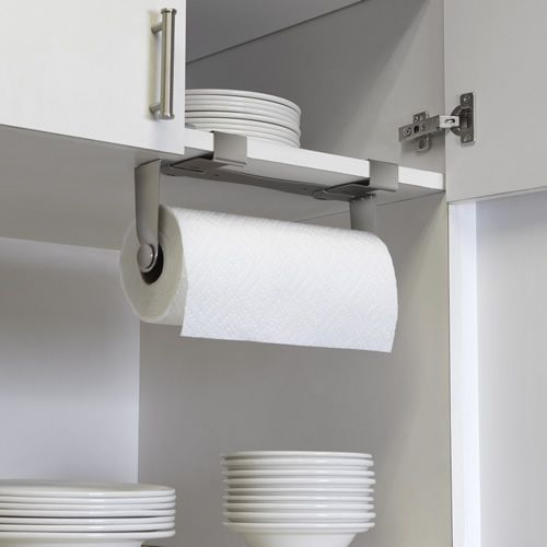 This Kitchen Roll Holder Is A Great Alternative To Traditional Upright Styles And Is Particu Paper Towel Holder Kitchen Paper Towel Holder Kitchen Towel Holder