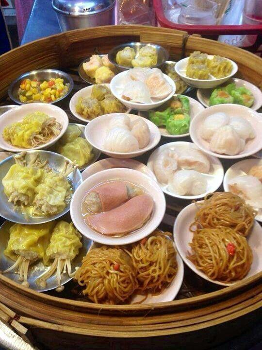 Dim sum #food #dimsum: Dimsum Man, Asian Food, Food, Food Recipe Drink, Food Addict, Food Dimsum, Food Drink, Chinese Dimsum