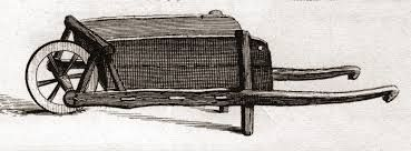 Image result for book seller's cart 17th century