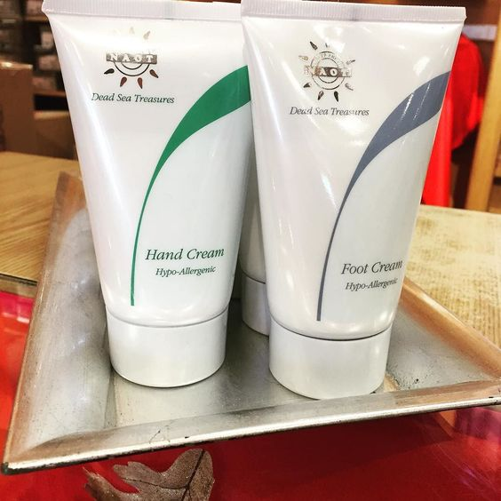 With the temperatures dropping I bet you're noticing that your skin needs a little extra TLC.  Naot hand and foot cream is made from Dead Sea minerals and is your number 1 defense this fall and winter against dry cracked skin.  Get a free sample with your next order using the online code FEELSOFT. @naotfootwear #lotion #dryskin #shoes #soft #promo #promocode #instashoes #simonsshoes