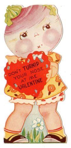 don't turnip!