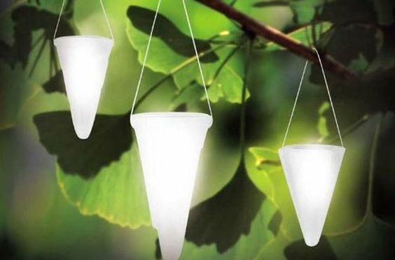 Solarleuchten im Garten - Wie man die richtigen Solarlampen aussucht?