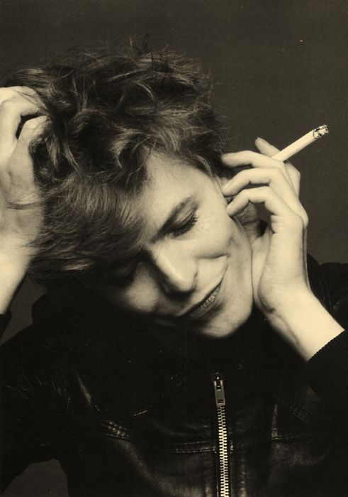 Imagen de David Bowie — Bowie & Cigarette