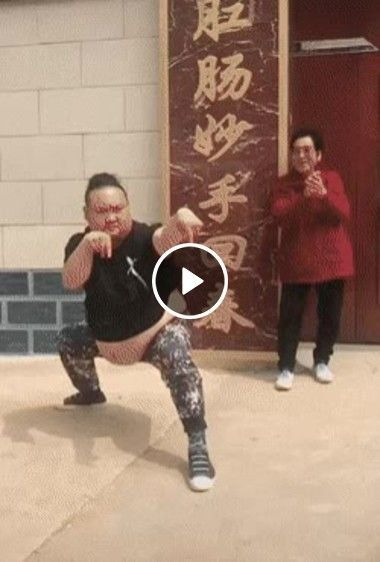 Olha só as tecnicas de kungfu deste japonés