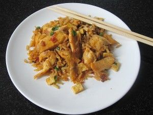 Chinese-Peruvian Fried Rice